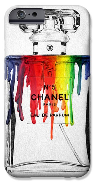 Chanel  IPhone 6s Case by Mark Ashkenazi
