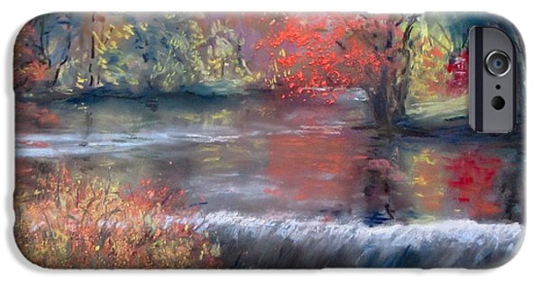 Charles River, Natick IPhone Case by Jack Skinner