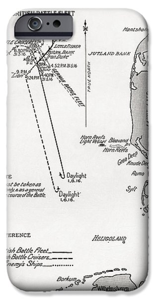 Chart Showing The Course Of The British IPhone Case by Vintage Design Pics