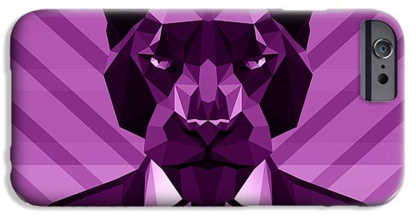 Chevron Panther IPhone 6s Case by Filip Aleksandrov