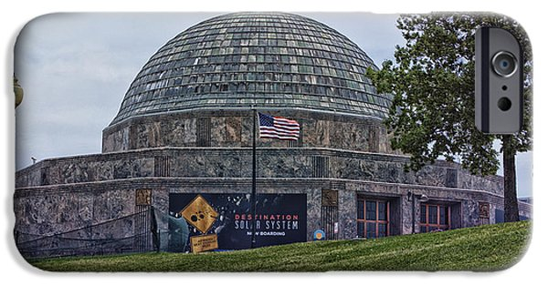 Chicago Adler Planetarium Westsides IPhone Case by Thomas Woolworth