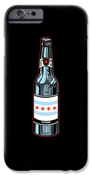 Chicago Beer IPhone 6s Case by Mike Lopez