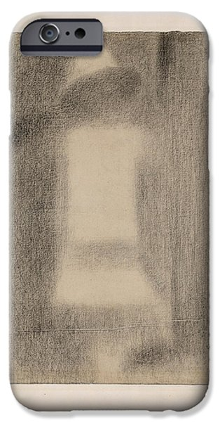 Child In White IPhone Case by Georges Seurat
