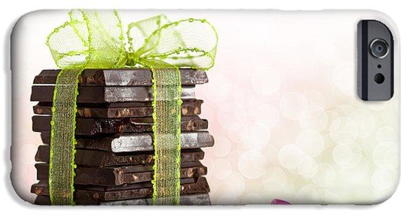 Chocolate IPhone Case by Nailia Schwarz