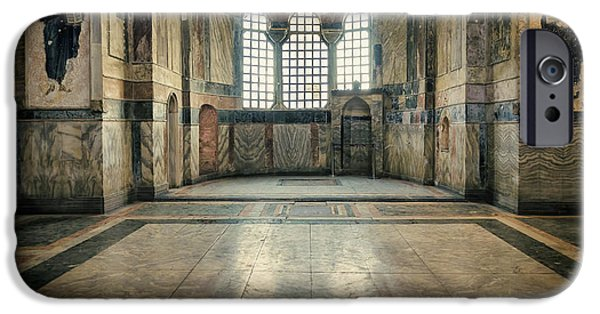 Chora Nave IPhone Case by Joan Carroll