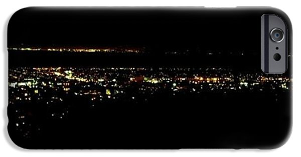 City Lights IPhone Case by Mike Grubb