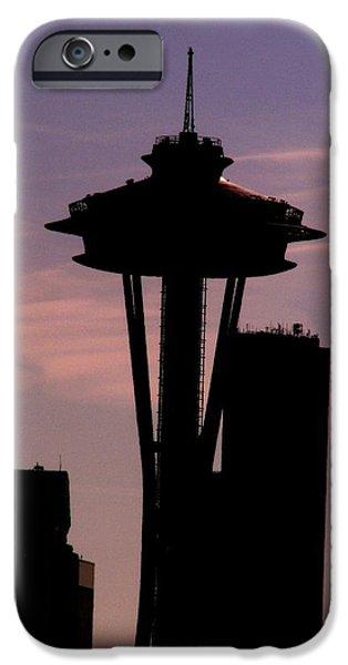 City Needle IPhone 6s Case by Tim Allen