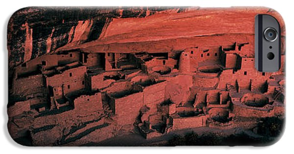 Cliff Palace Mesa Verde National Park IPhone Case by Panoramic Images