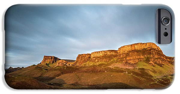 Cliffs Of Trotternish IPhone Case by Davorin Mance