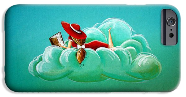 Cloud 9 IPhone Case by Cindy Thornton