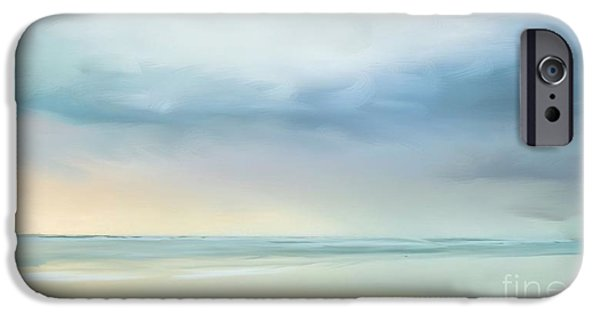 Coastal Vista IPhone Case by Anthony Fishburne