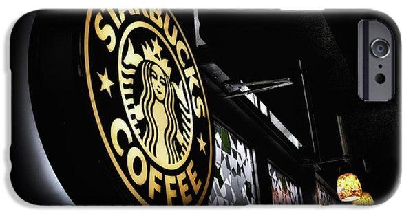 Coffee Break IPhone 6s Case by Spencer McDonald