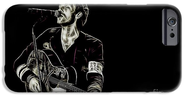 Coldplay Collection Chris Martin IPhone 6s Case by Marvin Blaine