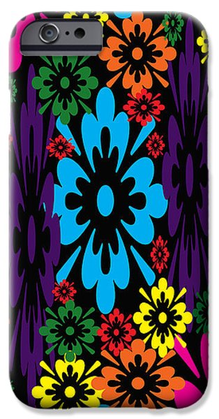 Colorful Abstract 1 IPhone Case by Aimee L Maher Photography and Art Visit ALMGallerydotcom