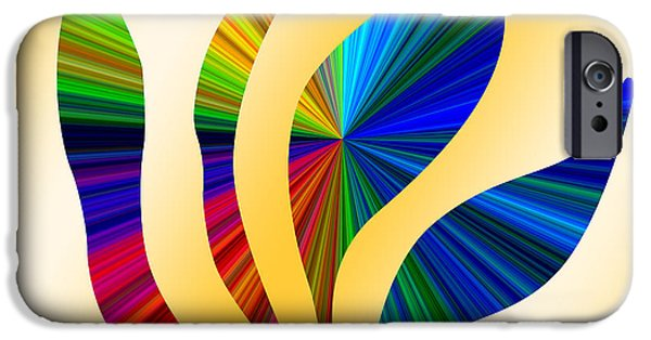 Colorful Abstract 12 IPhone Case by Aimee L Maher Photography and Art Visit ALMGallerydotcom