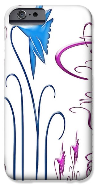 Colorful Abstract 9 IPhone Case by Aimee L Maher Photography and Art Visit ALMGallerydotcom