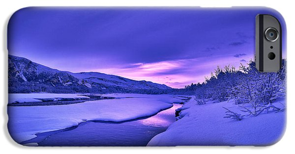Colorful Morning IPhone Case by Tor-Ivar Naess