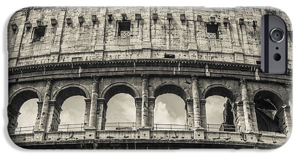 Colosseum IPhone Case by Diane Diederich