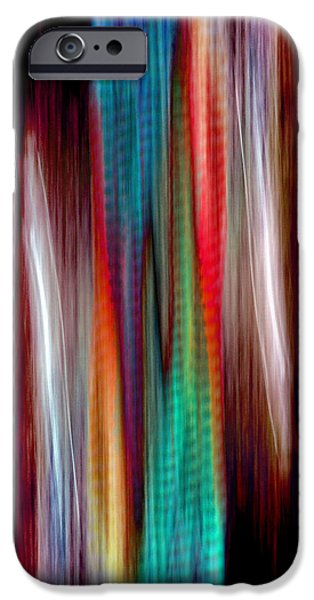 Colour Stream IPhone Case by Roger Turley