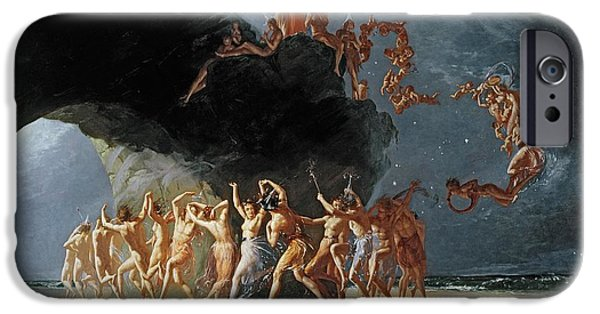 Come Unto These Yellow Sands IPhone 6s Case by Richard Dadd