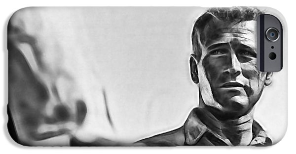 Cool Hand Luke Paul Newman IPhone 6s Case by Marvin Blaine
