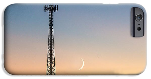 Cosmic Communications IPhone Case by Todd Klassy