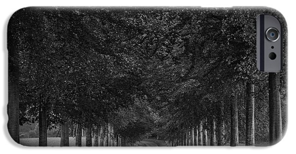 Country Lane IPhone Case by Richard Thomas