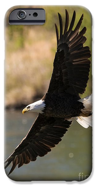 Cruising The River IPhone Case by Mike Dawson