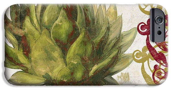 Cucina Italiana Artichoke IPhone 6s Case by Mindy Sommers