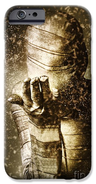 Curse Of The Mummy IPhone 6s Case by Jorgo Photography - Wall Art Gallery