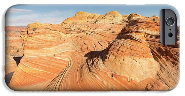 Curves Into Waves IPhone 6s Case by Tim Grams