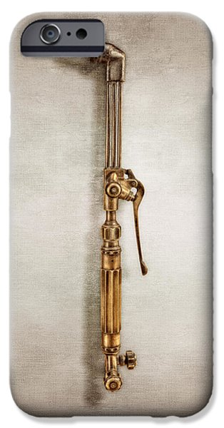 Cutting Torch IPhone Case by YoPedro
