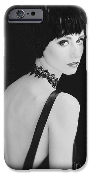 Daisy Buchanan  IPhone Case by Diane Diederich