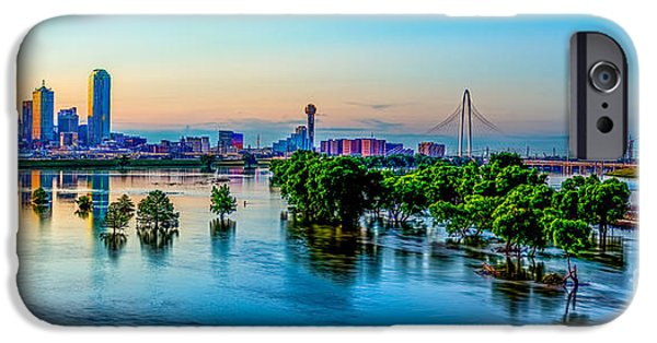 Dallas Flood Of 2015 IPhone Case by Art K