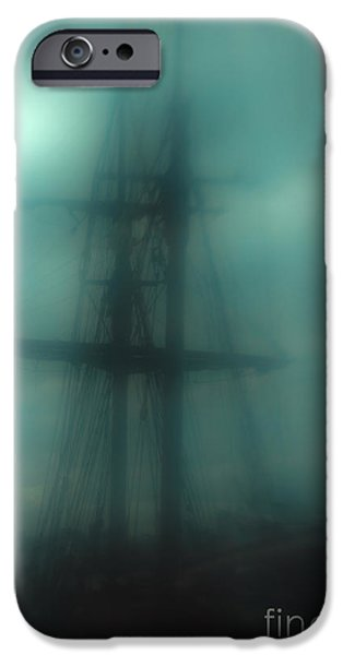 Dangerous Waters IPhone Case by Andrew Paranavitana