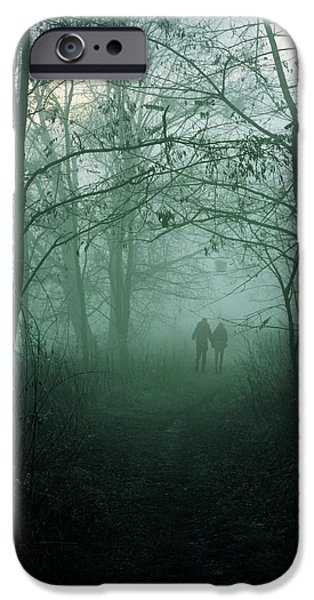 Dark Paths IPhone Case by Cambion Art