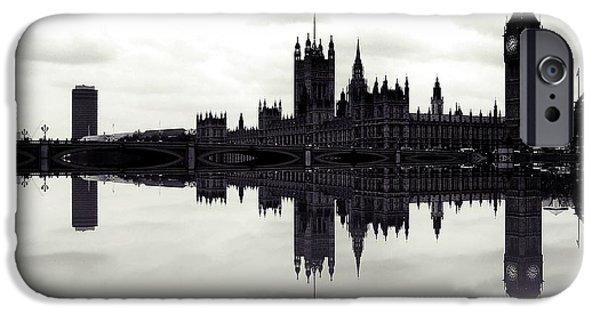 Dark Reflections IPhone 6s Case by Sharon Lisa Clarke