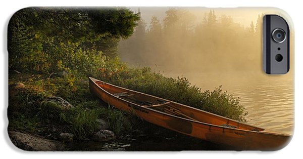 Dawn On Boot Lake IPhone 6s Case by Larry Ricker