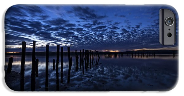 Dawns Early Light IPhone Case by John Vose