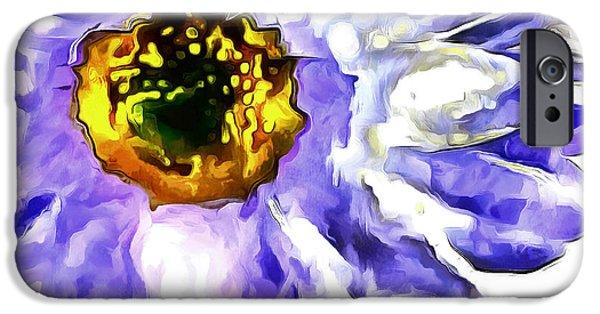 Daydream Daisy IPhone Case by Krissy Katsimbras