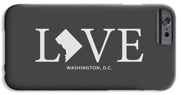 Dc Love IPhone 6s Case by Nancy Ingersoll