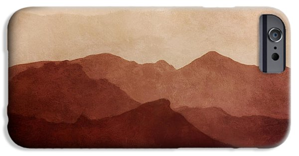 Death Valley IPhone Case by Scott Norris