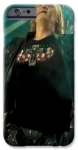 Def Lappard's Joe Elliott IPhone 6s Case by David Patterson