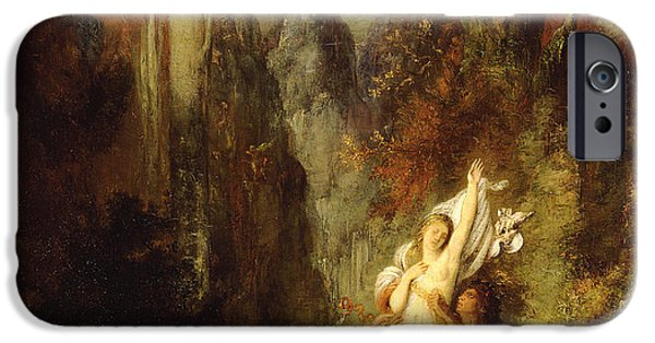 Dejanira  Autumn IPhone 6s Case by Gustave Moreau
