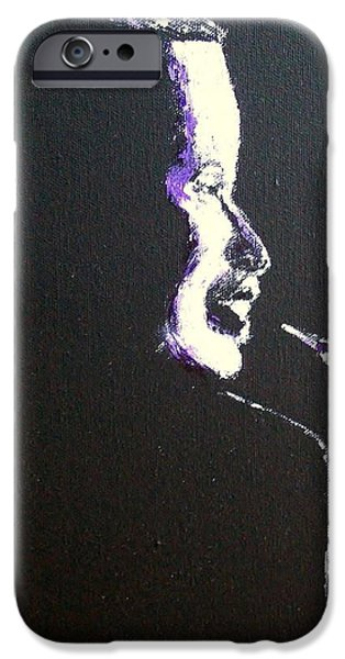 Dexter IPhone Case by Nick Young