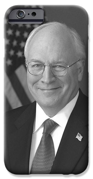 Dick Cheney IPhone 6s Case by War Is Hell Store