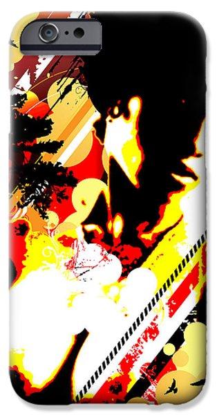Dim Sunrise IPhone Case by Chris Andruskiewicz
