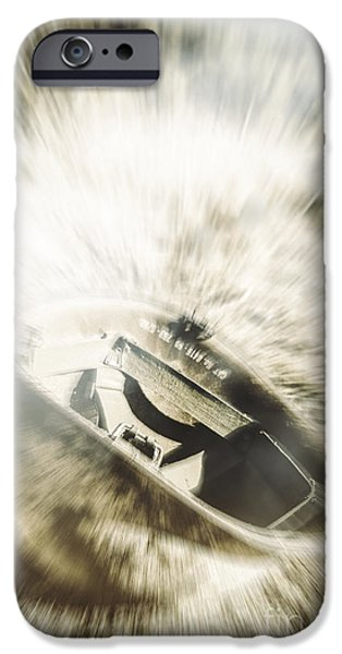 Direct Hit IPhone Case by Jorgo Photography - Wall Art Gallery