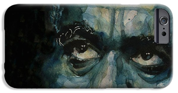 Dizzy Gillespie IPhone Case by Paul Lovering