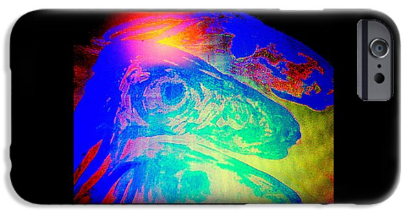 Do You Know Who We Are Or Do You Just Judge Us   IPhone Case by Hilde Widerberg